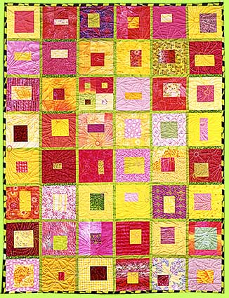 Quilt TART SWEET by Melody Crust